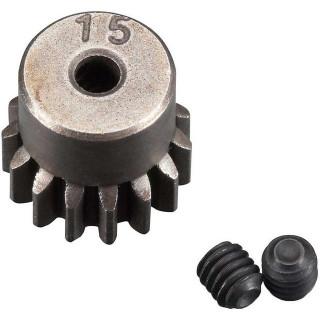 Axial pastorek 15T 32DP na hřídel 3.17mm