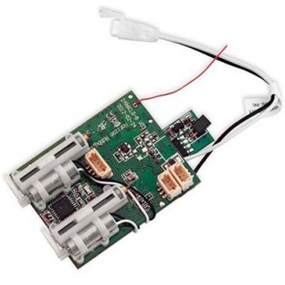 Spektrum DSM X - přijímač 5CH AS5430L AS3X s brzdou