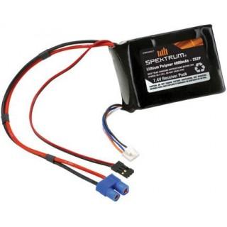 Spektrum - baterie přijímače LiPol 4000mAh