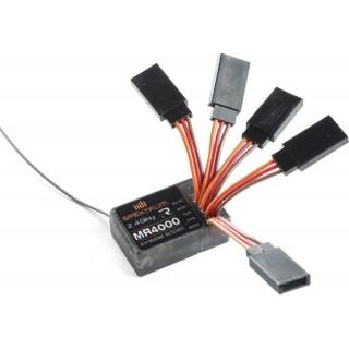 Spektrum DSMR - přijímač 4CH MR4000 Marine