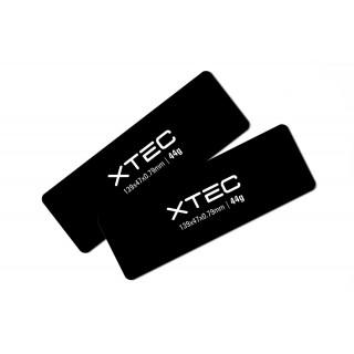 CCL Battery závaží - 139x47x0,79mm - 44g