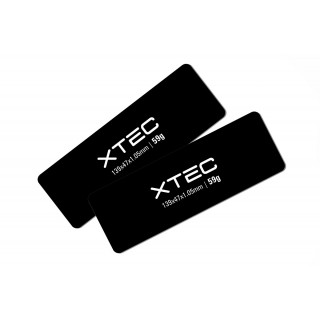 CCL Battery závaží - 139x47x1,05mm - 59g