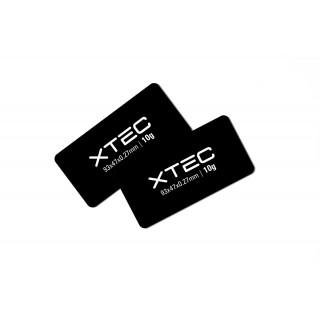 CCL Battery závaží - 97x47x0,27mm - 10g