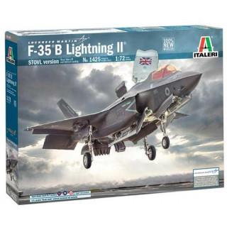 Model Kit letadlo 1425 - F-35 B Lightning II STOVL version (1:72)