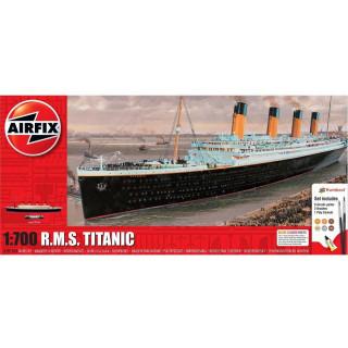Gift Set loď A50164A - RMS Titanic (1:700)