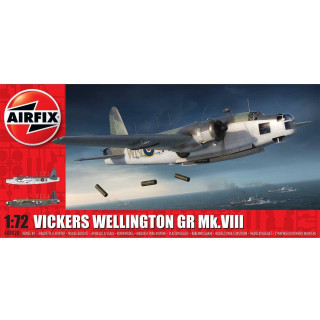 Classic Kit letadlo A08020 - Vickers Wellington Mk.VIII (1:72)