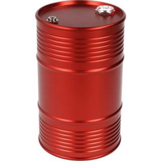 Robitronic barel hliníkový červený