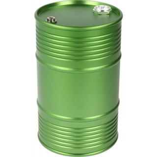 Robitronic barel hliníkový zelený