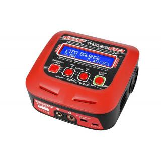 RACE 60 - AC/DC - 100W - LCD - 2-4 Li-Xx - 6-8 Ni-Xx