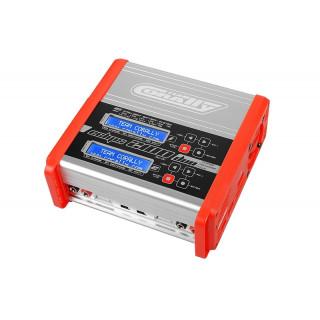 Eclips 2100 Duo - AC/DC - 100W - LCD - 2x 1-6 Li-Xx - 1-15 Ni-Xx