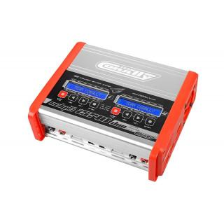 Eclips 2240 Duo - AC/DC - 240W - LCD - 2x 1-6 Li-Xx - 1-15 Ni-Xx