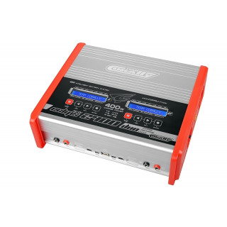 Eclips 2400 Duo - AC/DC - 400W - LCD - 2x 1-6 Li-Xx - 1-15 Ni-Xx