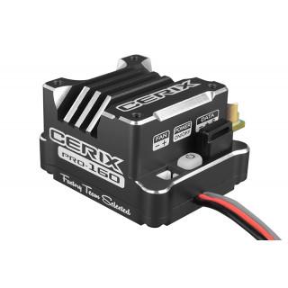 "Cerix PRO 160 ""Racing Factory"" - 2-3S regulátor - černý"