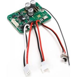 Spektrum DSMR - přijímač SR210BL Micro / regulátor