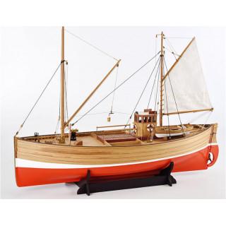 AMATI Fifie rybářský kutr 1850 1:32 kit