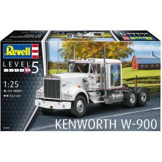Plastic ModelKit auto 07659 - Kenworth W-900 (1:25)