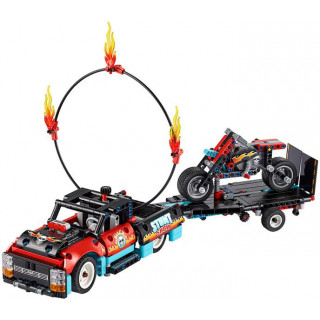 LEGO Technic - Kaskadérská vozidla