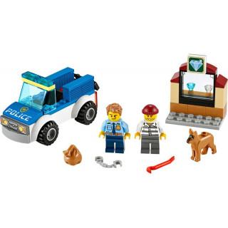 LEGO City - Jednotka s policejním psem