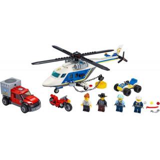 LEGO City - Pronásledování s policejní helikoptérou