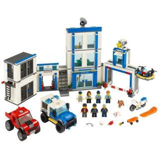 LEGO City - Policejní stanice