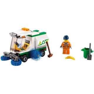 LEGO City - Čistící vůz