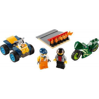 LEGO City - Tým kaskadérů