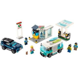 LEGO City - Benzínová stanice