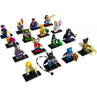 LEGO Minifigurky - DC Super Heroes série