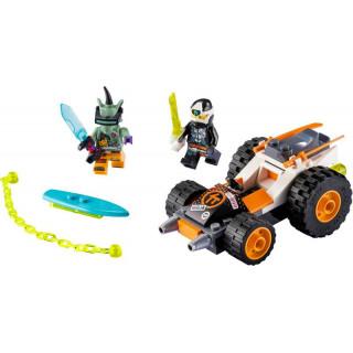 LEGO Ninjago - Coleovo rychlé auto