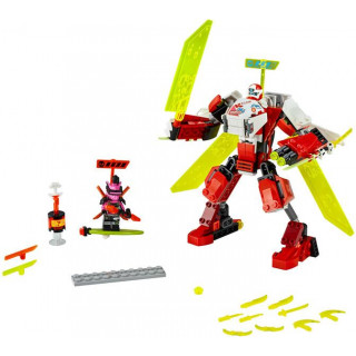 LEGO Ninjago - Kai a robotický tryskáč