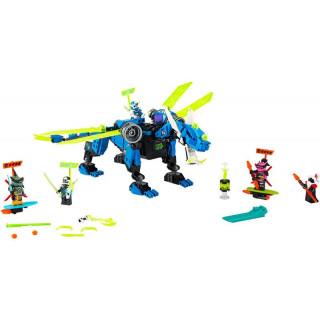 LEGO Ninjago - Jayův kyberdrak