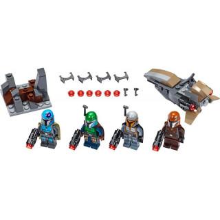 LEGO Star Wars - Bitevní balíček Mandalorianů