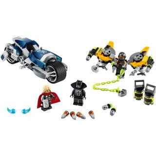 LEGO Super Heroes - Avengers: Zběsilý útok na motorce