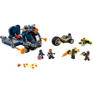LEGO Super Heroes - Avengers: Boj o náklaďák