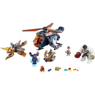 LEGO Super Heroes - Avengers: Hulk a výsadek vrtulníkem