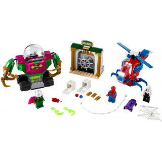 LEGO Super Heroes - Mysteriova hrozba