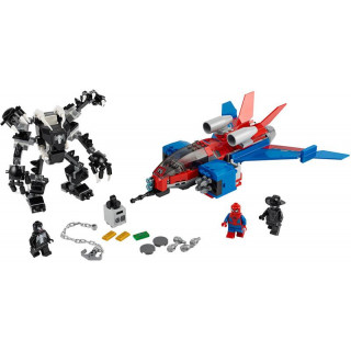 LEGO Super Heroes - Spiderjet vs. Venomův robot
