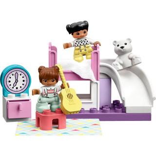 LEGO DUPLO - Pokojíček na spaní