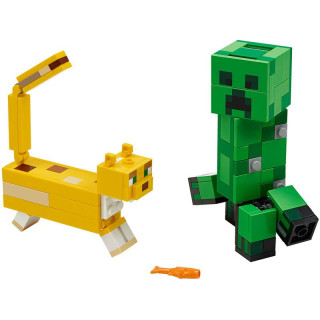 LEGO Minecraft - Creeper a Ocelot