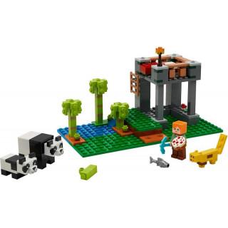 LEGO Minecraft - Pandí školka