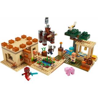LEGO Minecraft - Útok Illagerů