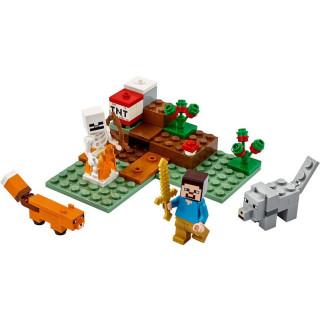 LEGO Minecraft - Dobrodružství v tajze
