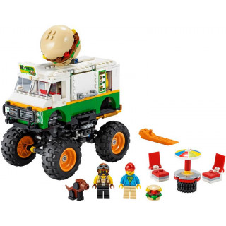LEGO Creator - Hamburgerový monster truck