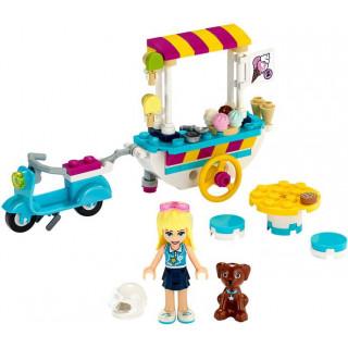 LEGO Friends - Pojízdný zmrzlinový stánek