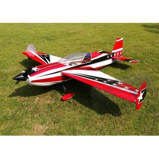 """78"""" Extra 300 EXP V3 - červená/bílá/černá 1,98m - el. verze"""