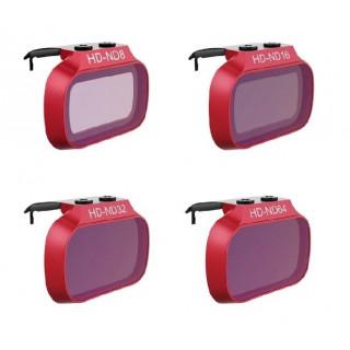 MAVIC Mini - sada filtrů (ND8/ND16/ND32/ND64)