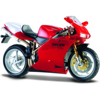 Bburago Ducati 998R 1:18