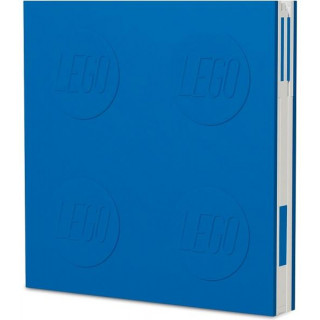 LEGO 2.0 zápisník s gelovým perem modrý