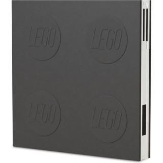 LEGO 2.0 zápisník s gelovým perem černý