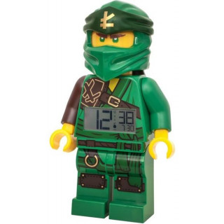 LEGO hodiny s budíkem Ninjago Lloyd
